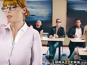 Brazzers - Fat Tits at School -  The Ingredient Slut scene starring Penny Pax and Jessy Jones