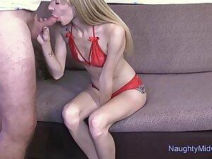 Lola Hunter - Tinder Fuck Creampie
