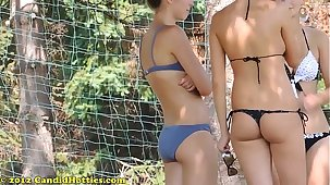 Hot Bikini Teens Temper 1
