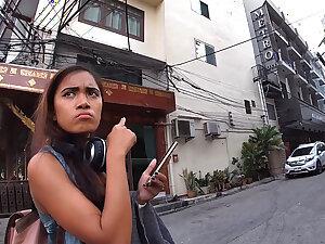 Traveling amateur teen couple having great sex nigh a inn