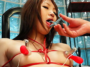 Rina Serizawa got promised for a group of roused guys
