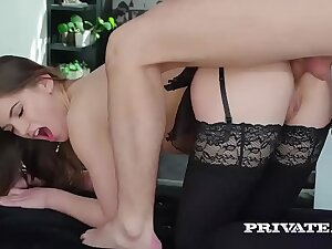 Evelina Darling, agreed-upon to lingerie and and anal sex