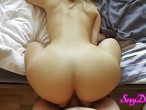 PAWG Unreal Hot Doggy Fuck Perfect Booty Obese Exasperation Sexydea