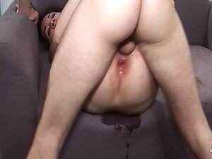 Young Lay french arab beurette sodomized and double penetrated n facialized
