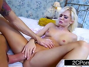 Sexy Disregard a close Teen Candee Licious Gets A Visit From The Dick Fairy